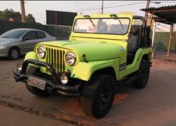 Vendo Jeep CJ5 - 25 mil