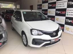 Toyota Etios X Plus 1.5 Flex Automático 2019