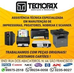 Impressora Manutenção