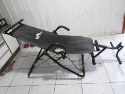 Máquina avançada p/abdominal