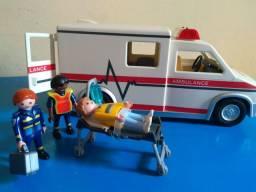 Playmobil 5681 City Action Ambulância de Resgate