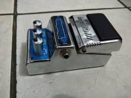 Pedal onerr titanium compressor aceito pedais pedaleira