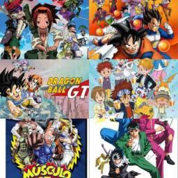 Desenho animados e filmes