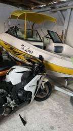 Lancha Ventura 180 2015 motor 90hp