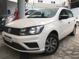 Vw Gol G7 1.0 3 cilindros 2018/2019 completo manual