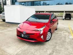Toyota Prius Hybrido 1.8 Automático - Único dono - 2018