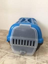 Vendo caixa de transporte para cachorro e gato