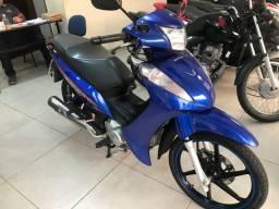 Biz 125 Ex 2017 Azul