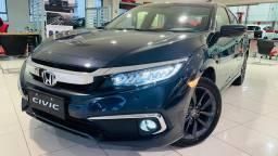 Honda Civic Touring 1.5 turbo 2021 zero km
