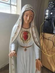Imagem sagrado coração de Fatima