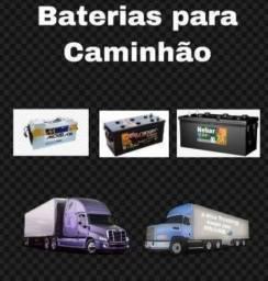 Bateria para caminhão no Armazém das Baterias
