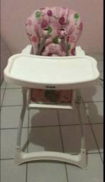 Cadeira de alimentação e descanso Burigotto