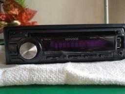 Rádio - Kenwood - Automotivo