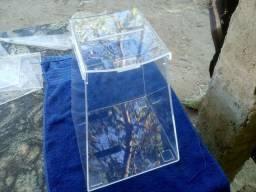 Urna de acrilico