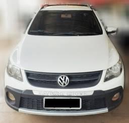 VW Saveiro Cross 2012 CE, Branca