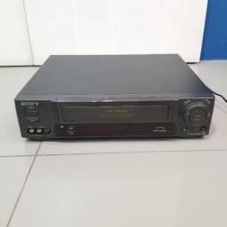 Vídeo Cassete Sony Slv 60hfbr Com Defeito Sucata