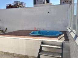 Título do anúncio: Cobertura à venda, 3 quartos, 1 suíte, 2 vagas, Carmo - Belo Horizonte/MG
