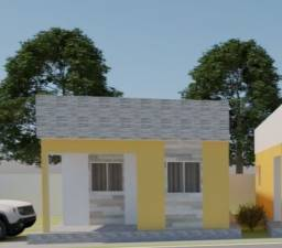 Casa no Pilar com 02 quartos