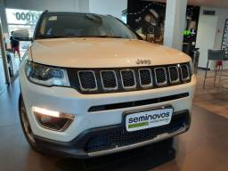 Jeep Compass Limited flex 2017 com 55.000 km