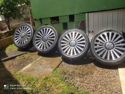 Rodas do Golf Turbo
