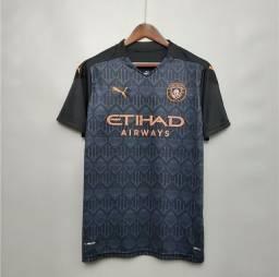 Camisa Manchester City 20/21 Puma