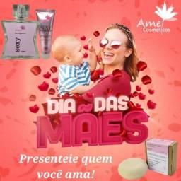 Dia das Mães - Amei Cosméticos