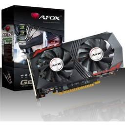 Placa De Video Afox Geforce Gtx 750ti 2gb Ddr5