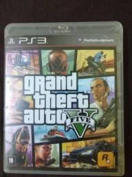 Gta V PS3 - Novo/lacrado De 159 por 130 a vista (2x 70 cartão)