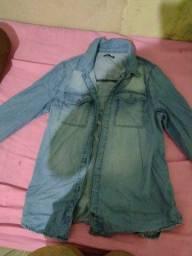 Promoção imperdível blusa feminina lindíssima jeans