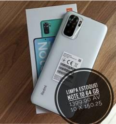 Xiaomi Redmi Note 10 64 gigas