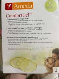 Protetor de mama em hidrogel/ acalma