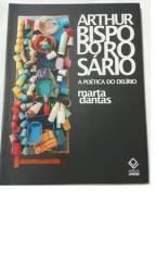 Livro Arthur Bispo Autora Marta Dantas