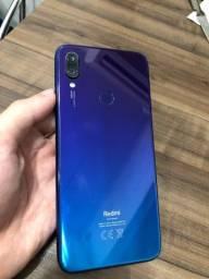 Redmi Note 7 azul 64GB usado