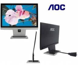 Monitor Aoc Lcd 15 Slim Widescreen 511vwb