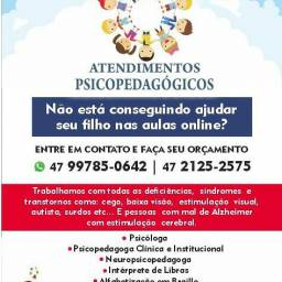 LUMIAR ATENDIMENTOS  PSICOPEDAGOGICOS
