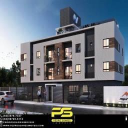 Apartamento com 2 dormitórios à venda, 51 m² por R$ 210.000,00 - Tambauzinho - João Pessoa