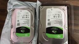 Dois HD 1tb vendo a unidade tbm