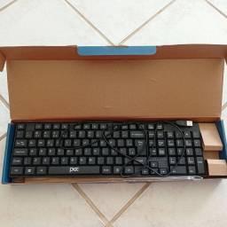 Teclado padrão Abnt - USB