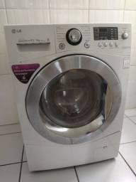Máquina de lavar e secar LG / TODOS OS CARTÕES