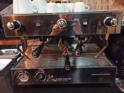 Máquina de espresso Sanremo capri deluxe 2 grupos