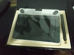 Mesa Digitalizadora Intuos Draw Wacom Small White Pen Tablet Ctl 490