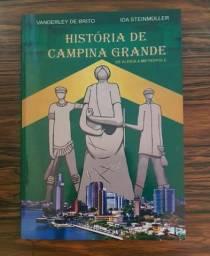 Título do anúncio: História de Campina Grande: de aldeia a metrópole