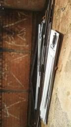 Telhado de zinco completo