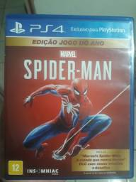 Spiderman Edição jogo do ano