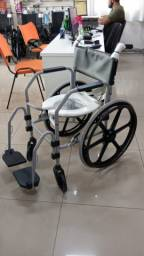 Cadeira de banho Rodas Grande
