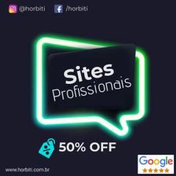 Criação de Sites Profissionais | em 10x Sem Juros