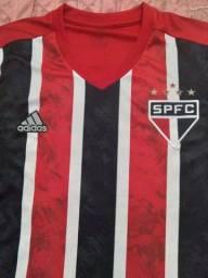 Camisa São Paulo 2020 oficial