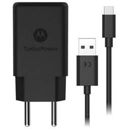 Carregador Turbo Power 30w + Usb Tipo V8/Tipo C