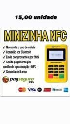 Minizinha NFC 6,00 reais  no atacado