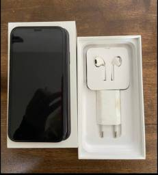 Vendo ou troco iPhone XR preto 64GB